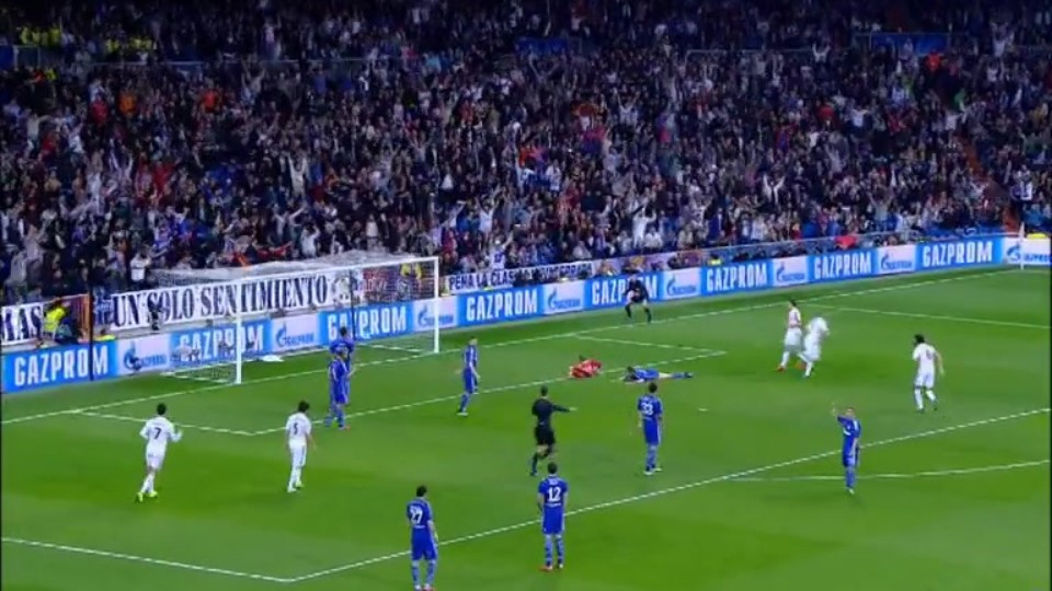 Gól - Benzema 53 (10.3.2015)