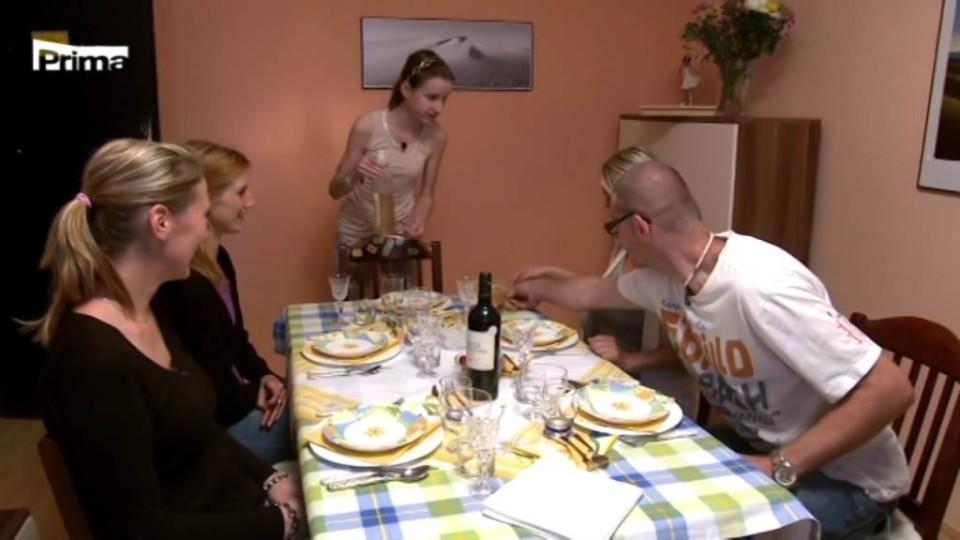 Prostřeno - Víno k polévce