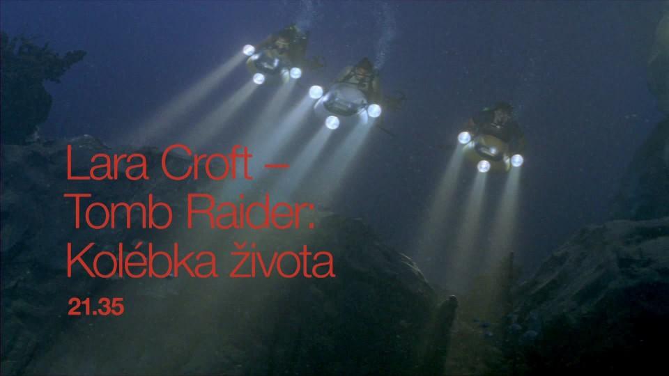 Lara Croft - Tomb Raider: Kolébka života - upoutávka