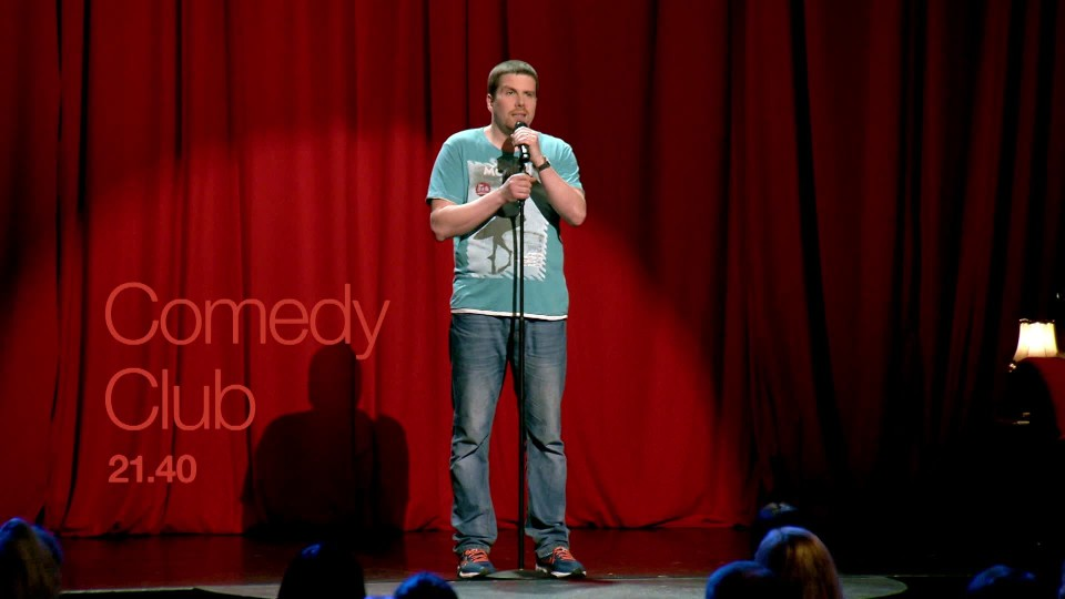 Comedy Club (2) - upoutávka