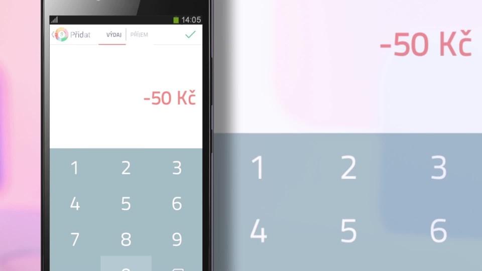 Prima Rádce - Aplikace Wallet a Spendee