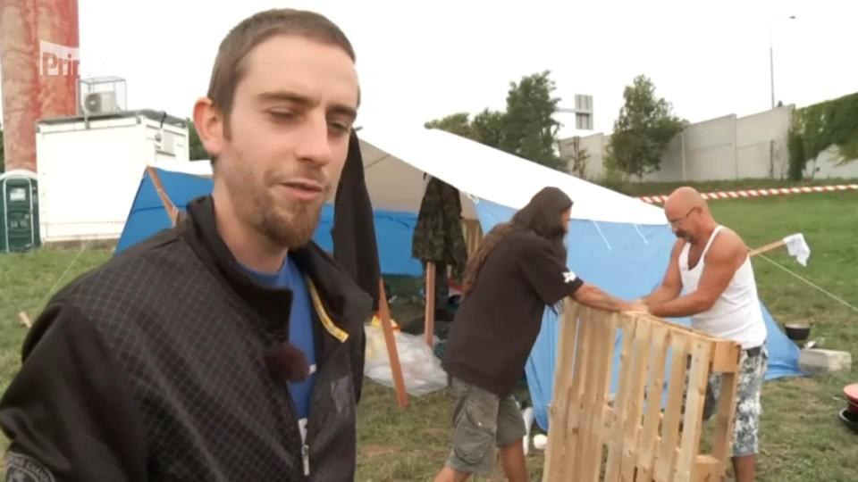 Trosečníci Brno - Denní úkol 13.8.2014