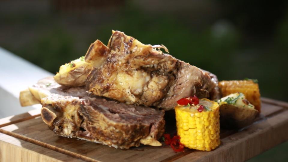 Rozpal to, šéfe! (4) – grilovaná kukuřice a brambory