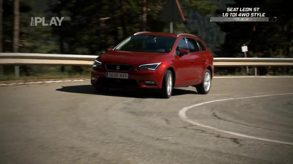 Seat Leon ST 1,6 TDi 4WD Style
