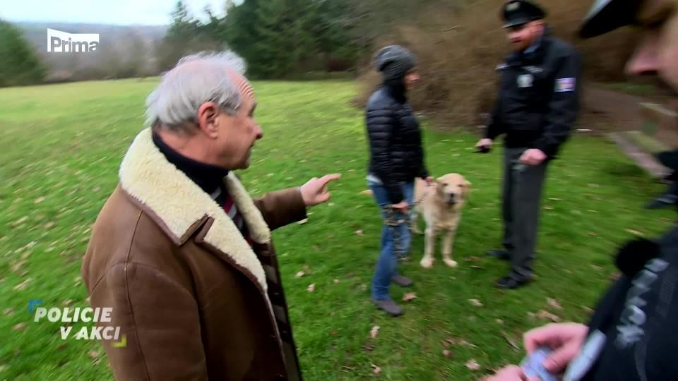 Pes - Policie v akci