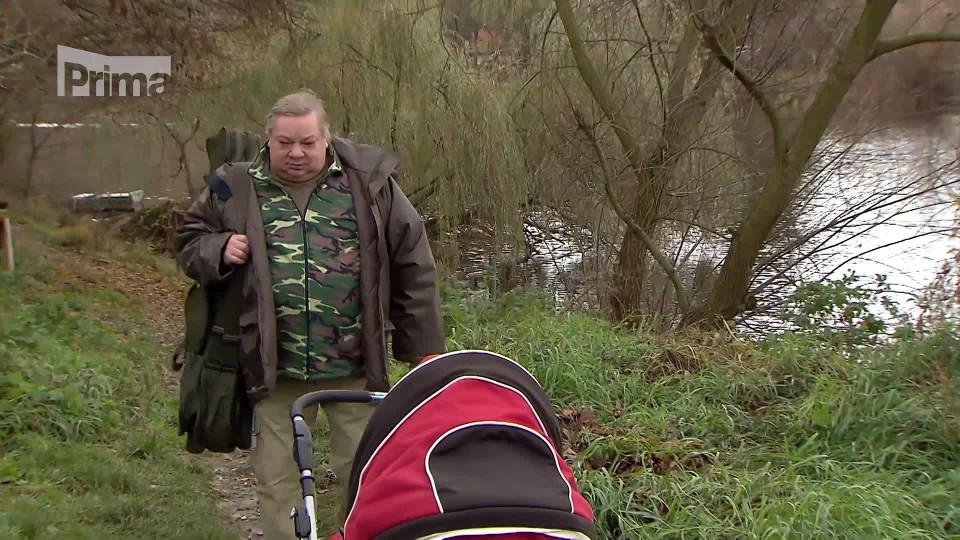 Přístav II (24) – Nalezený Alfons Josef Krupička u řeky
