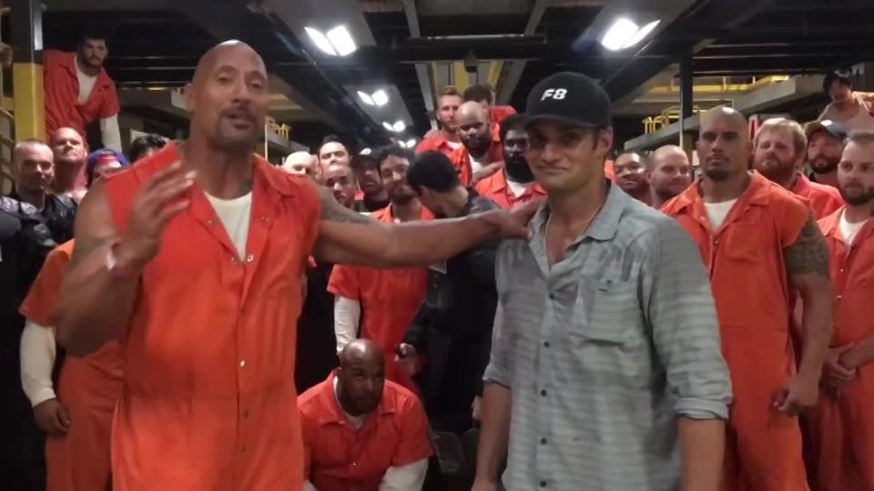 VIDEO: Rock ve vězení