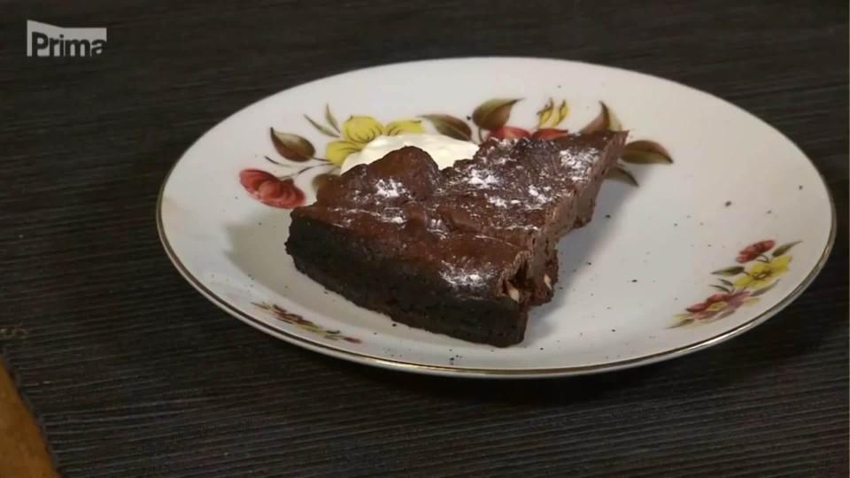 Prostřeno - Připálený dezert