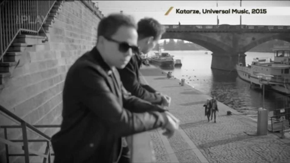 TOP STAR - Slza - Videoklip Katarze