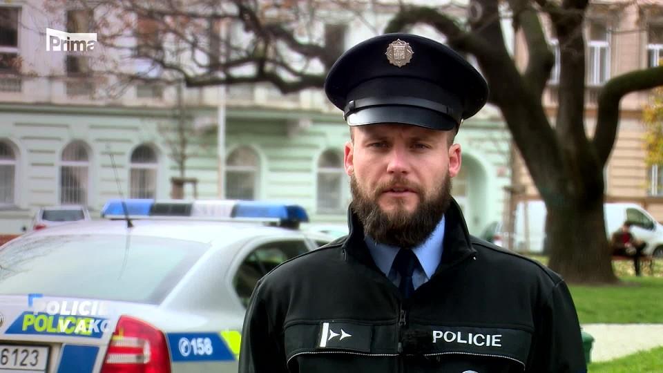 Sexuální deviant v parku - Policie v akci