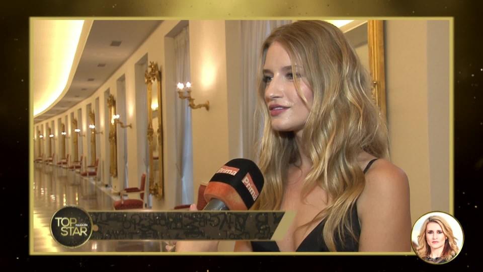 TOP STAR Magazín 2016 (36) - Lenka se ptá