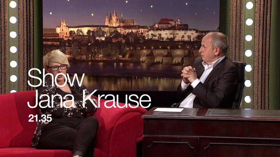 Show Jana Krause 2016 (19) - upoutávka