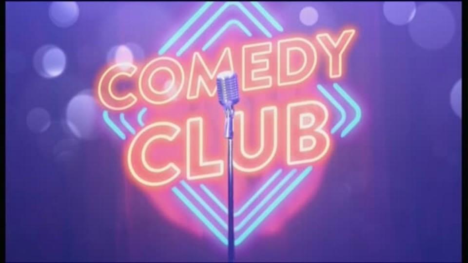 TOP STAR 2.5.2016 - Comedy Club