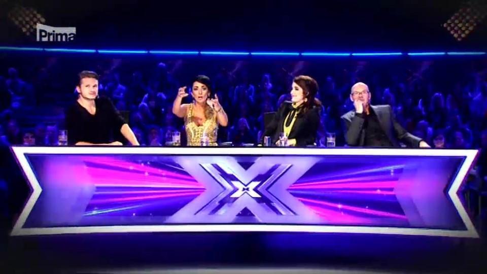 X Factor - Sisa Sklovska