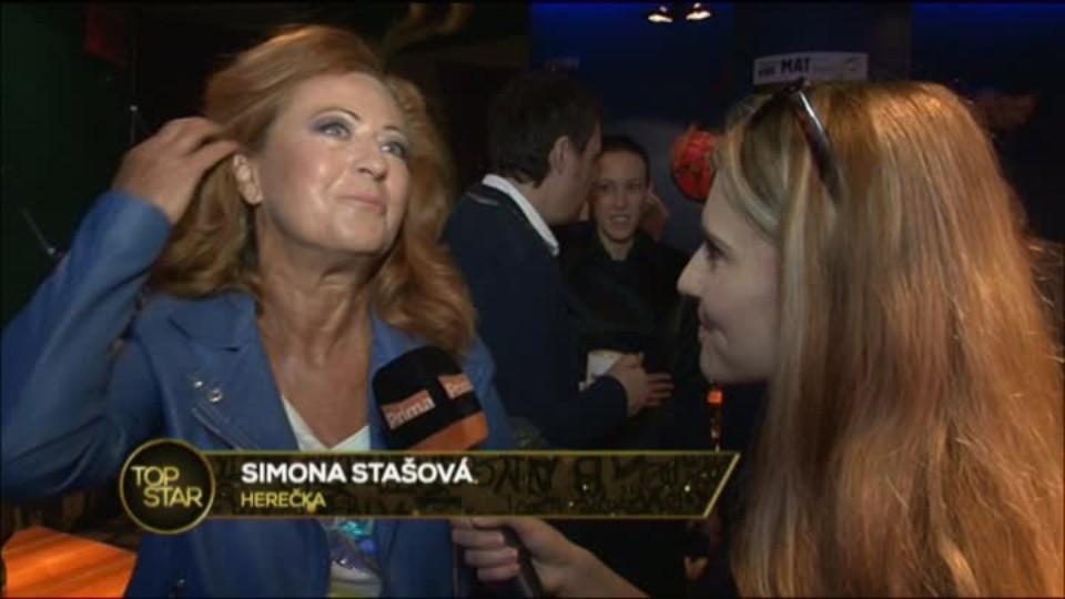 TOP STAR 6.4.2016 - Jiřina Bohdalová 85. narozeniny