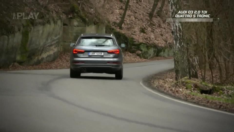 Audi Q3 2,0 TDI quattro S tronic