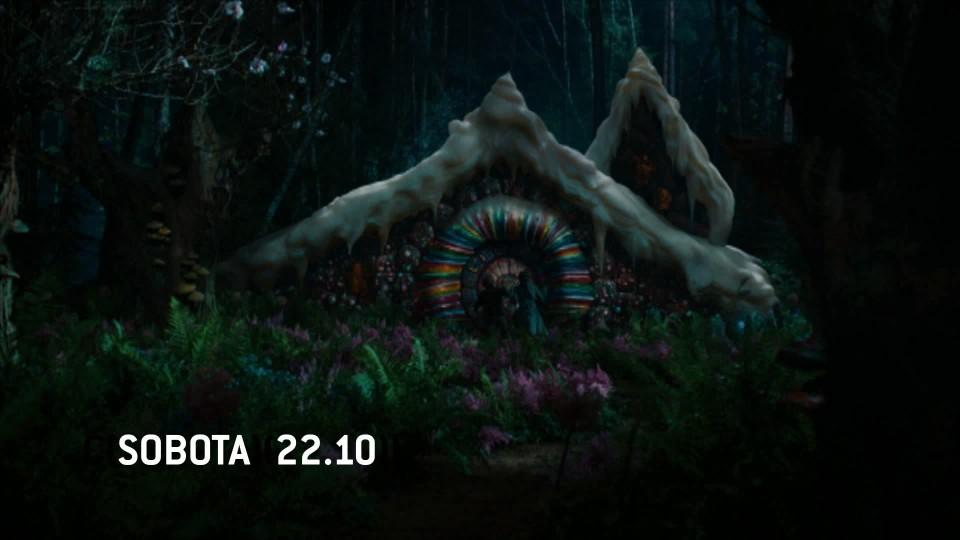Jeníček a Mařenka: Lovci čarodějnic - upoutávka