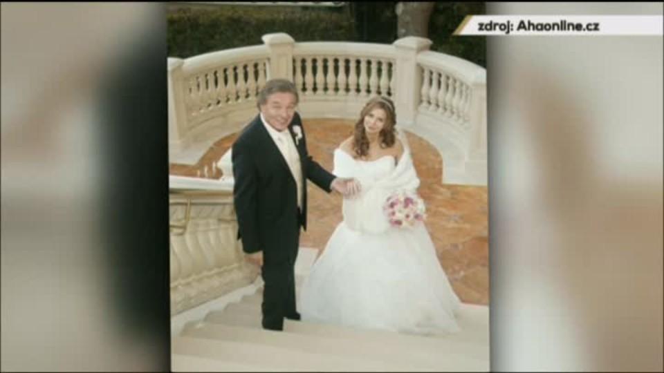 TOP STAR - Karel Gott bronzová svatba