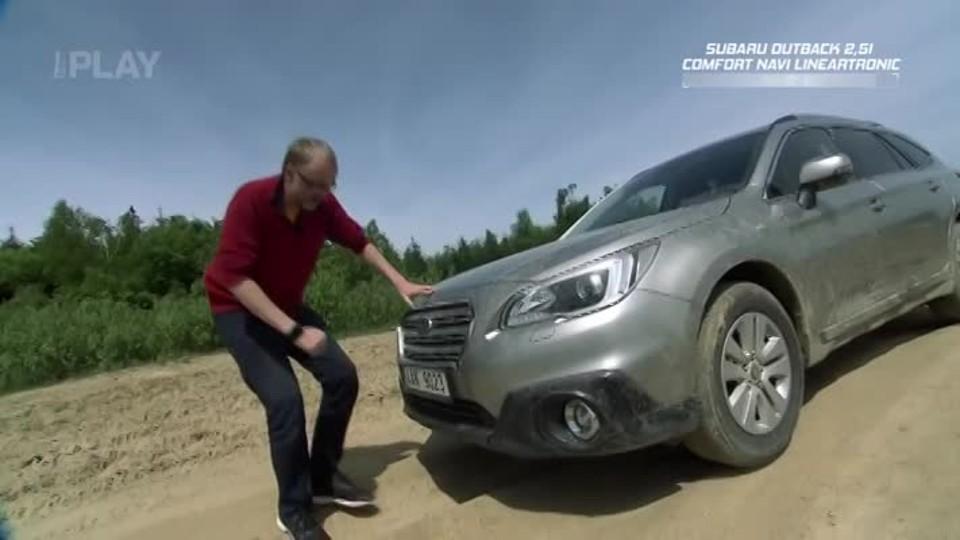 Subaru Outback 2,5l Comfort Navi Lineartronic