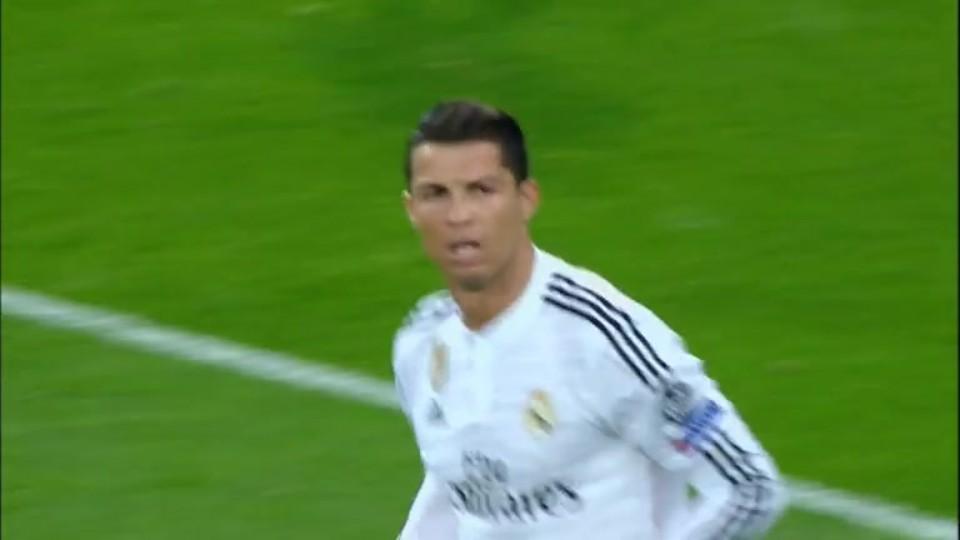 Gól - Ronaldo 25 (10.3.2015)