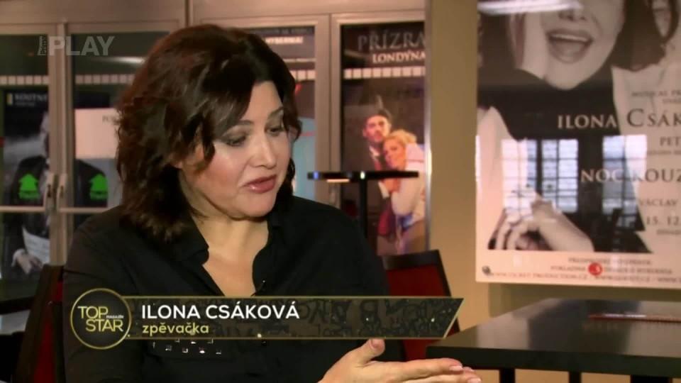 TOP STAR magazín 2015 (50) - Ilona Csáková