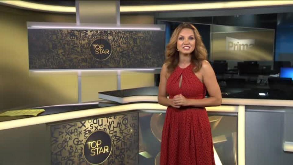 TOP STAR 23.7.2016 - Bára Basiková - Michal Pavlíček