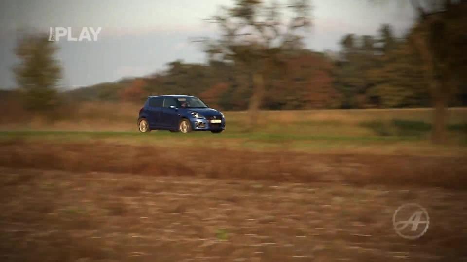 Suzuki Swift Sport 5D
