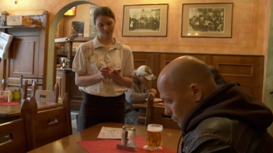Ano, šéfe! IV (4) - Restaurace U sv. Filipa a Jakuba / Praha