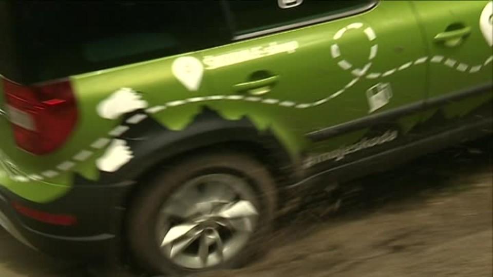 TOP STAR 4.6.2016 - Offroad autosalon