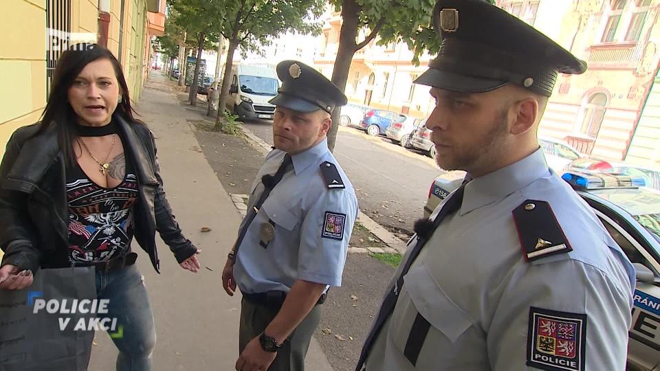 Podvodnice - Policie v akci