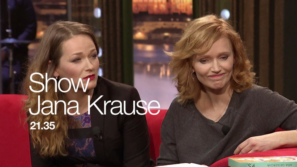 Show Jana Krause 2016 (4) - upoutávka