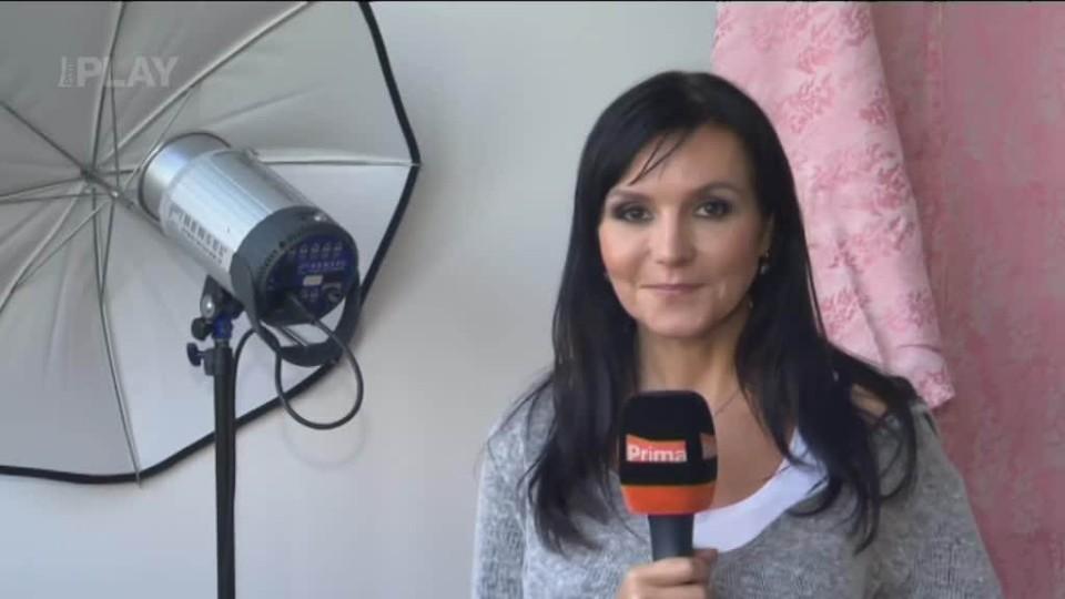 TOP STAR - Lucie Vondráčková a Adámek