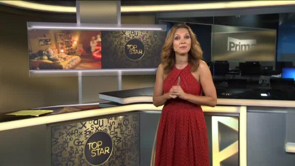 TOP STAR 23.7.2016 - Petr Čtvrtníček s Kairou Hrachovcovou
