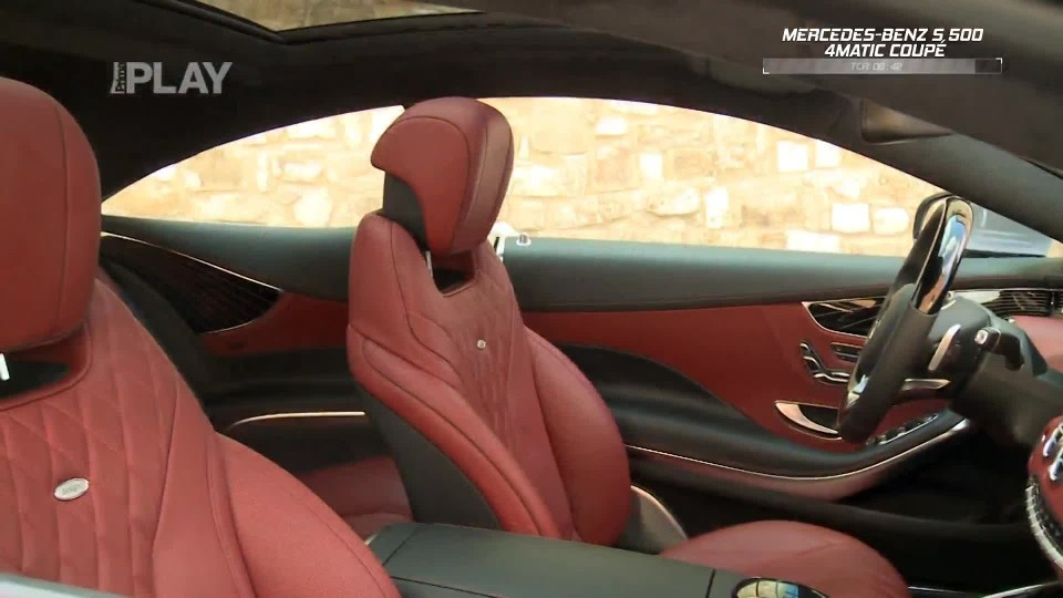 Mercedes-Benz S500 4Matic Coupé