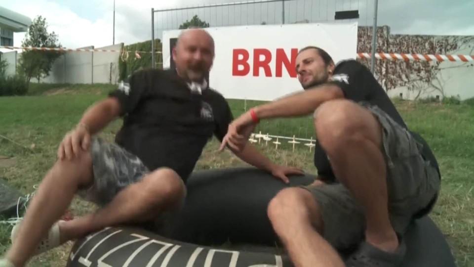 Tým trosečníků Brno - 11.den - odpoledne výpovědi
