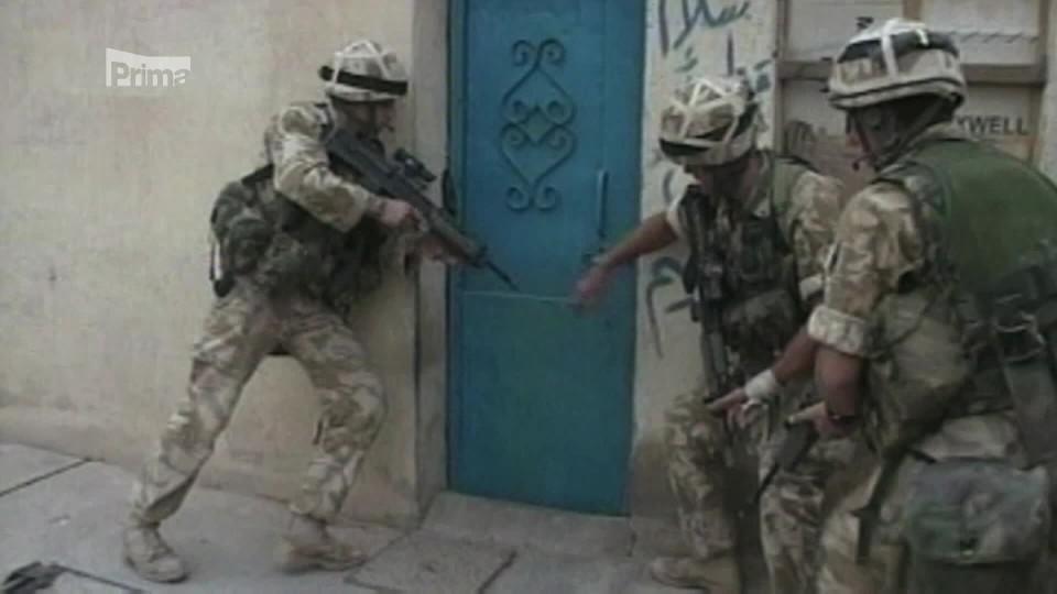 Evoluce zla 7 - dopadení Saddáma Husajna