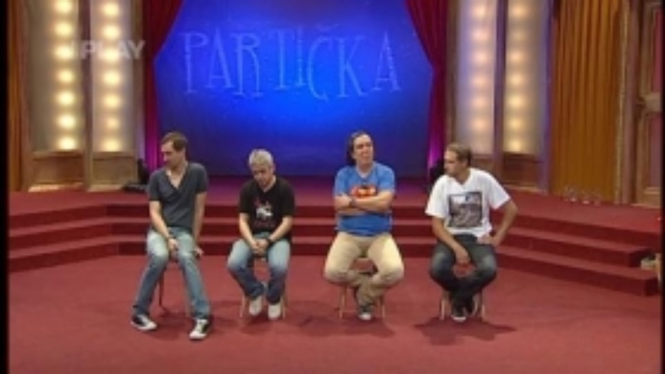 Partička (53) - Nespokojený režisér - UnCut