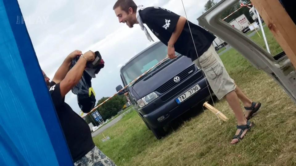 Tým trosečníků Brno získal dárek!