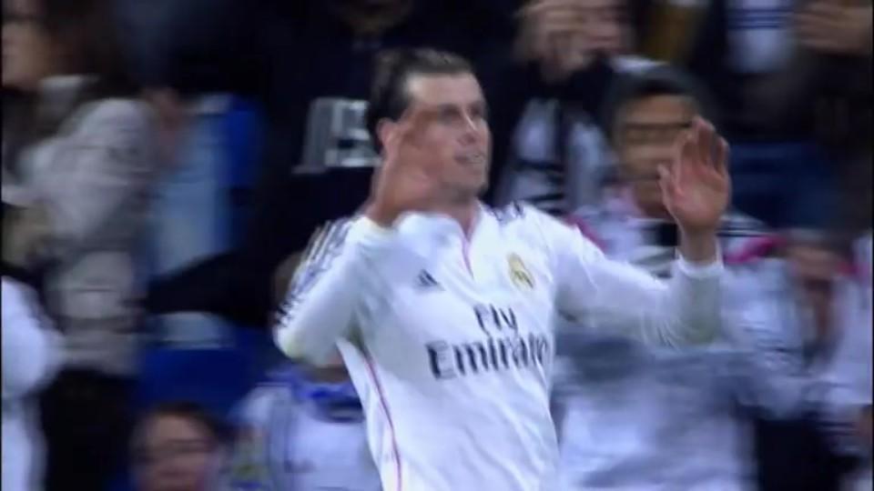 Gól - Bale 38 (09.12.2014)