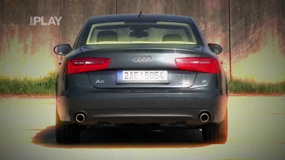 Audi A6 3,0 TDI quattro (180kW)