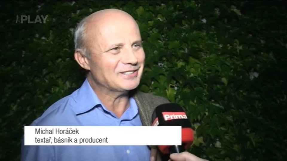 Michal Horáček - rozhovor