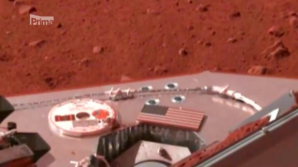 Na hraně skutečnosti 9 - tajná mise na Mars
