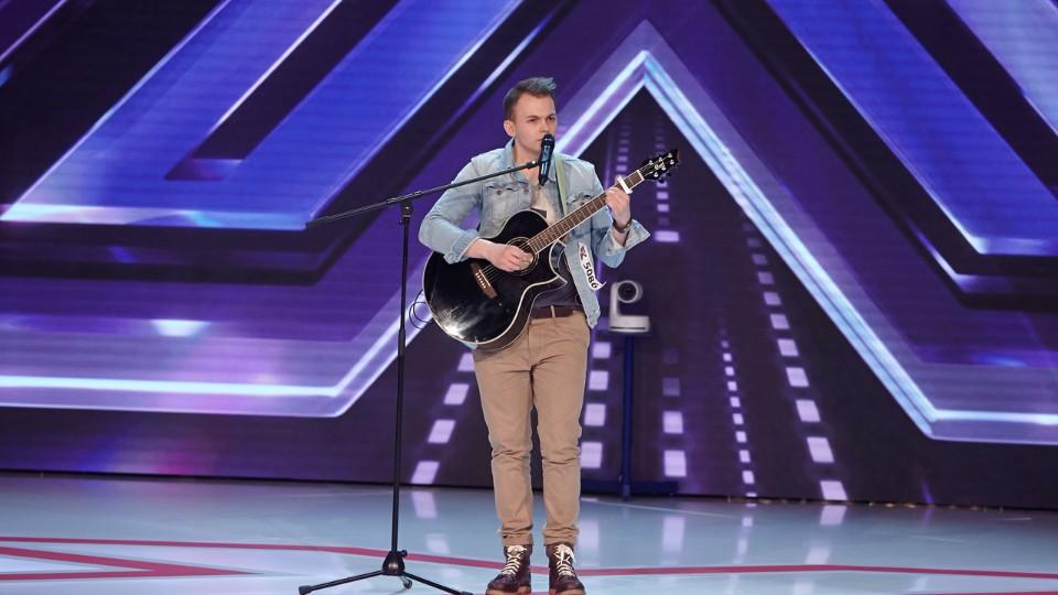 X Factor - Martin Novotný