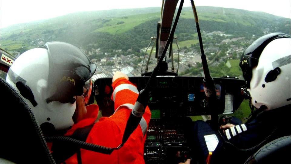 Hrdinové z vrtulníku (1) - upoutávka