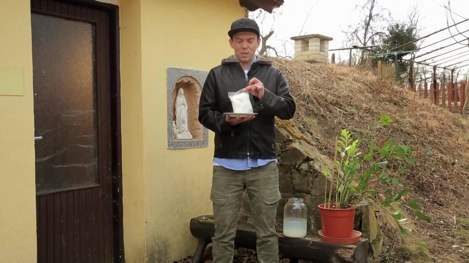 Hnojivo z vaření rýže