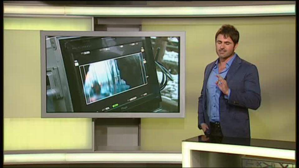 TOP STAR - Lukáš Pavlásek ve videoklipu