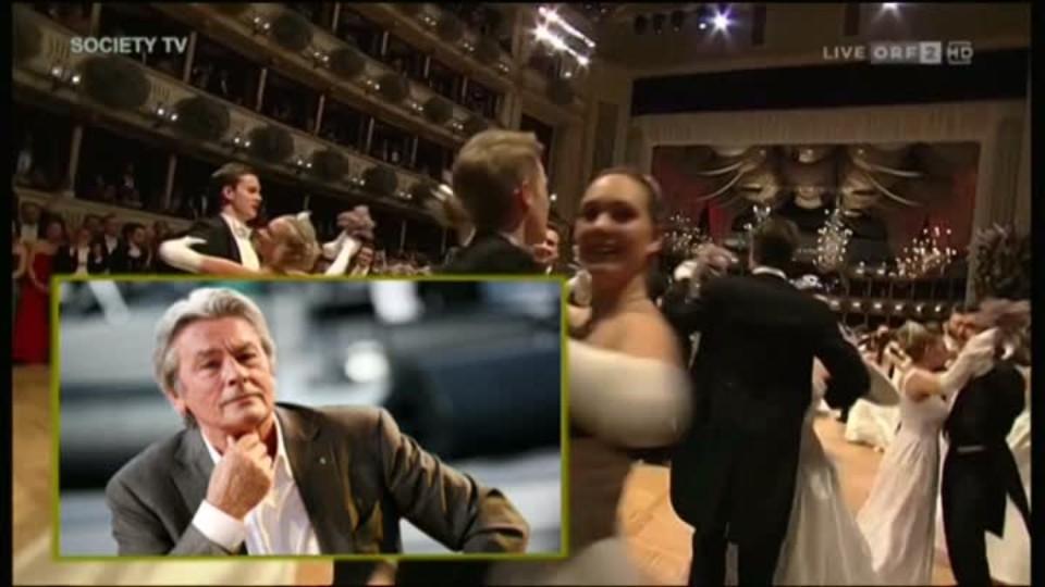 TOP STAR 5.2.2016 - Ples ve Vídeňské opeře