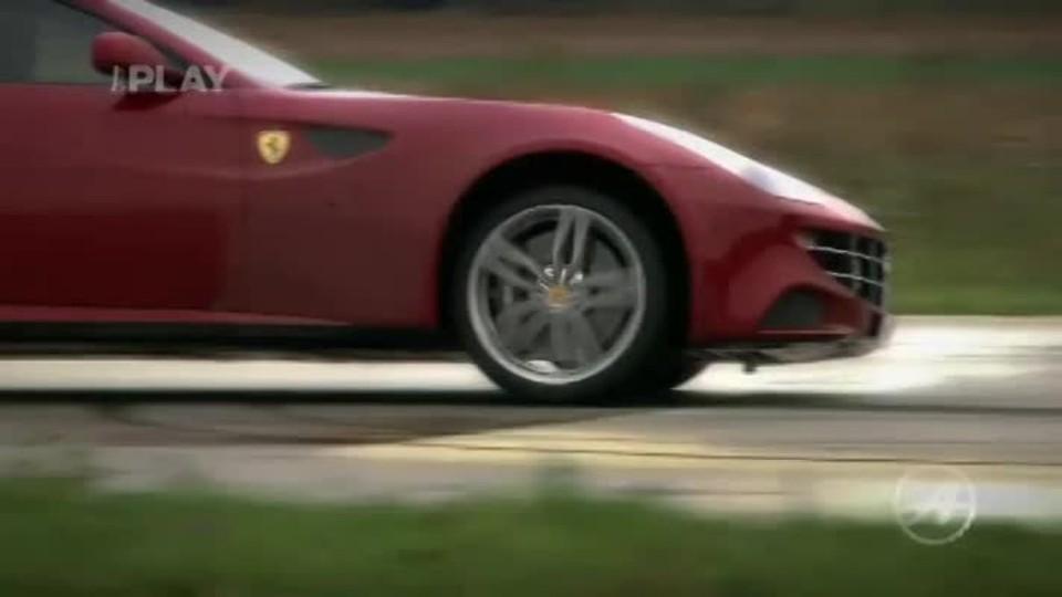 Ferrari FF - úvod
