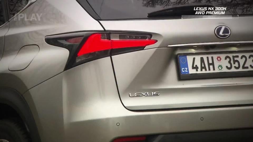 Lexus NX 300h AWD Premium