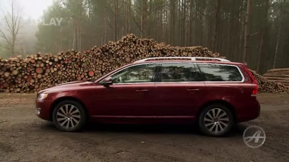 Volvo V70 D4 Drive-E AT Summum